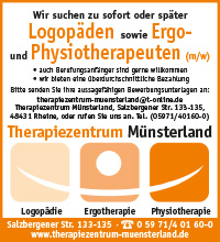 therapiezentrum stellenangebot